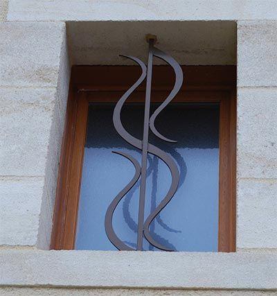17 mejores ideas sobre rejas para ventana en pinterest - Rejas de diseno moderno ...