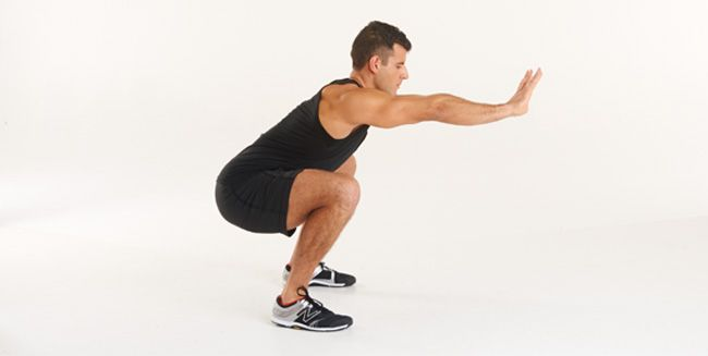 Squatting is natural—and it can make you healthier and more athletic
