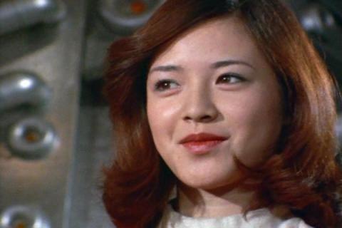 Ai Tomoko (藍とも子) 1954-, Japanese Actress, 峰岸徹(元夫) | 悪夢 ...