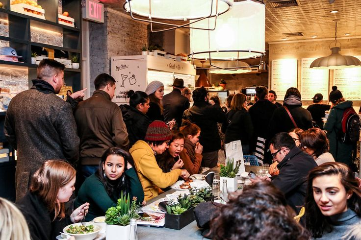 By Chloe, a vegan restaurant from the chef Chloe Coscarelli, opened in July at the corner of Bleecker and Macdougal.