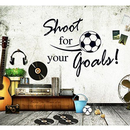 Always make sure you shoot for your goals!