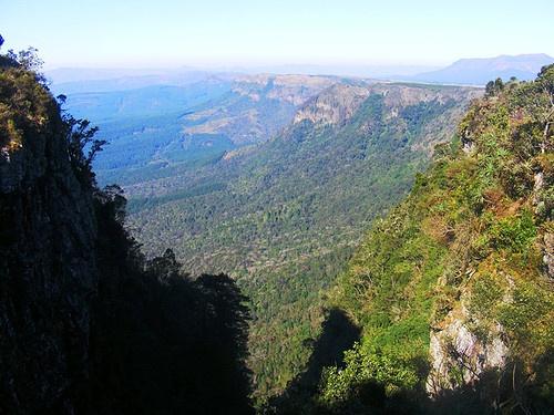 God's window, Graskop, South Africa
