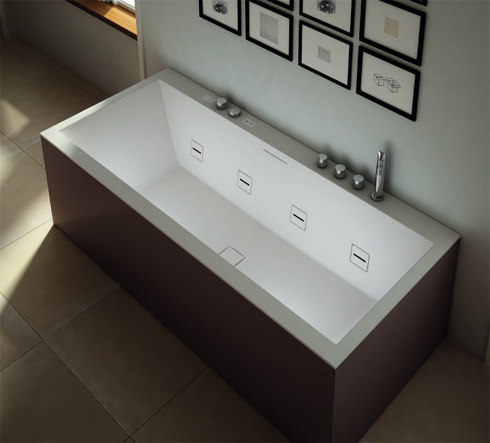 38 best Bathtubs images on Pinterest Bath tub, Bathtub and Bathtubs - moderne fliesenspiegel küche