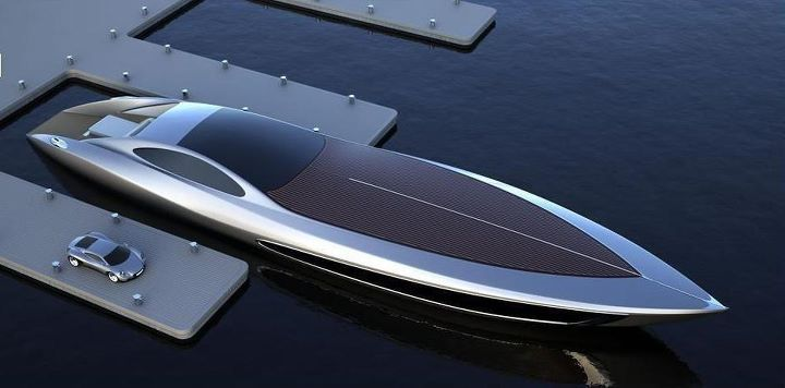SUPERB YACHTS -        Sweet speed yacht... Resting before the ride...