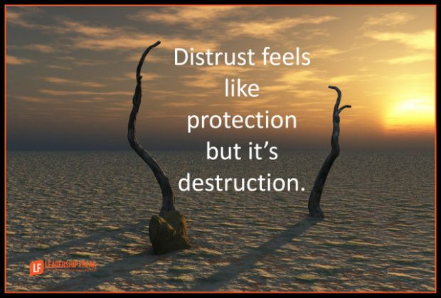 distrust feels like protection but it's destruction.png – Things to think about