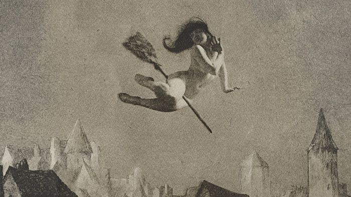 William Mortensen: photographic master at the monster's ball   Art and design   The Guardian