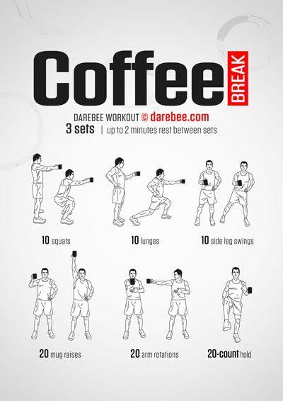 Coffee Break Workout