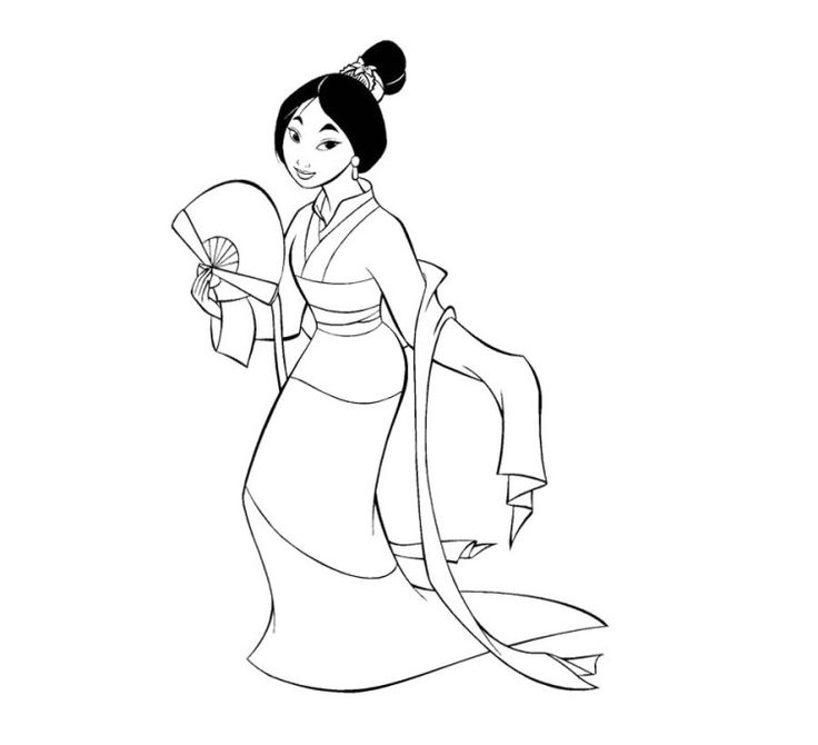 17 Best images about play: coloring on Pinterest   Coloring, Mulan ...