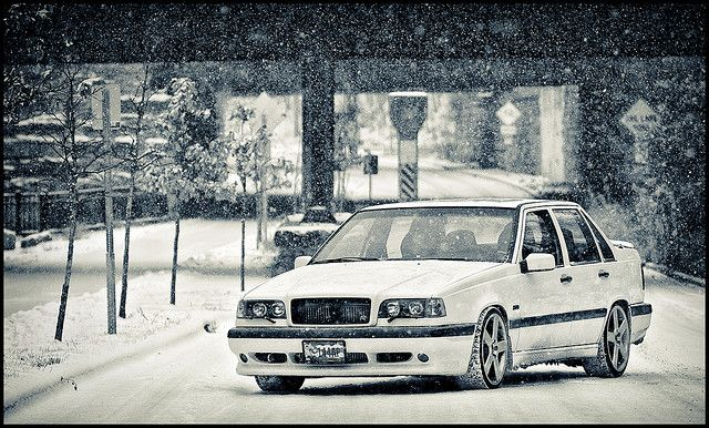 black volvo 850 pictures | Volvo 850 T5-R | Flickr - Photo Sharing!