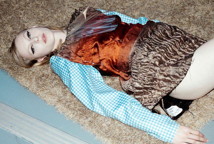Prada 2015 Ősz/Tél A divatház őszi-téli újdonságaiért katt a linkre! -> http://www.fashionfave.com/prada-2015-osztel#utm_source=pinterest&utm_medium=pinterest&utm_campaign=pinterest