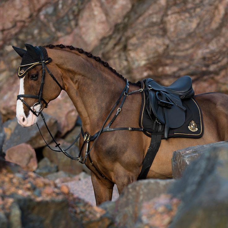 General purpose saddle blanket Sorrento from JH Collection. #Hööks
