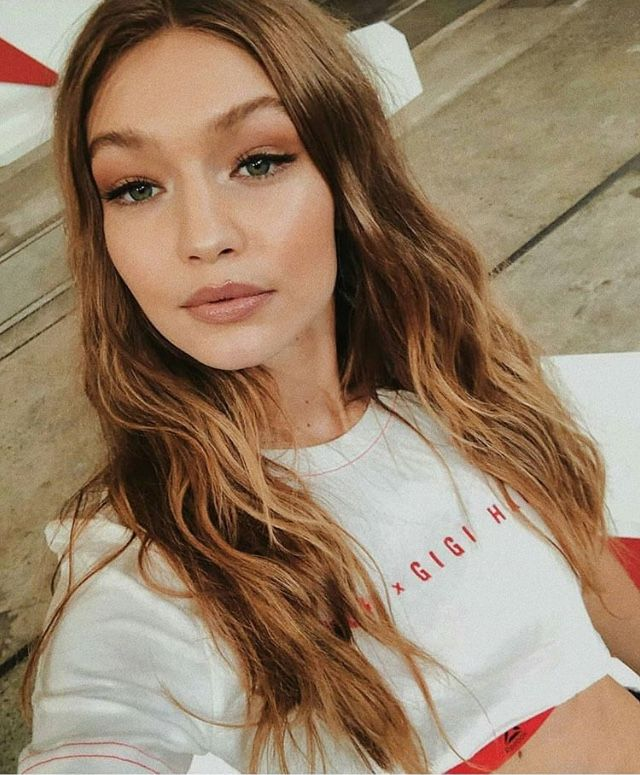 c5d3d75da Pin by Milena on Gigi Hadid in 2019 | Gigi hadid, Curly hair styles ...