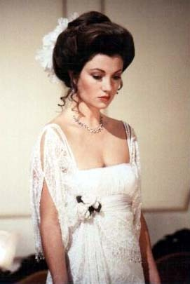 Elise McKenna... From somewhere in time. One of my all time favorite movies.