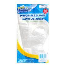 Bulk Scrub Buddies Disposable Gloves, 100-ct. Packs at DollarTree.com