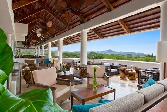 Playa Conchal resort in Costa Rica