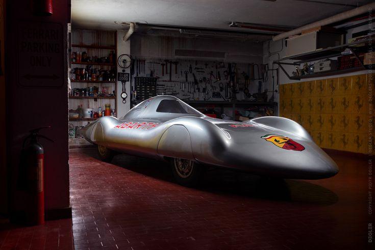 Abarth Monoposto Pininfarina 1960 : la résurrection  - L'argus