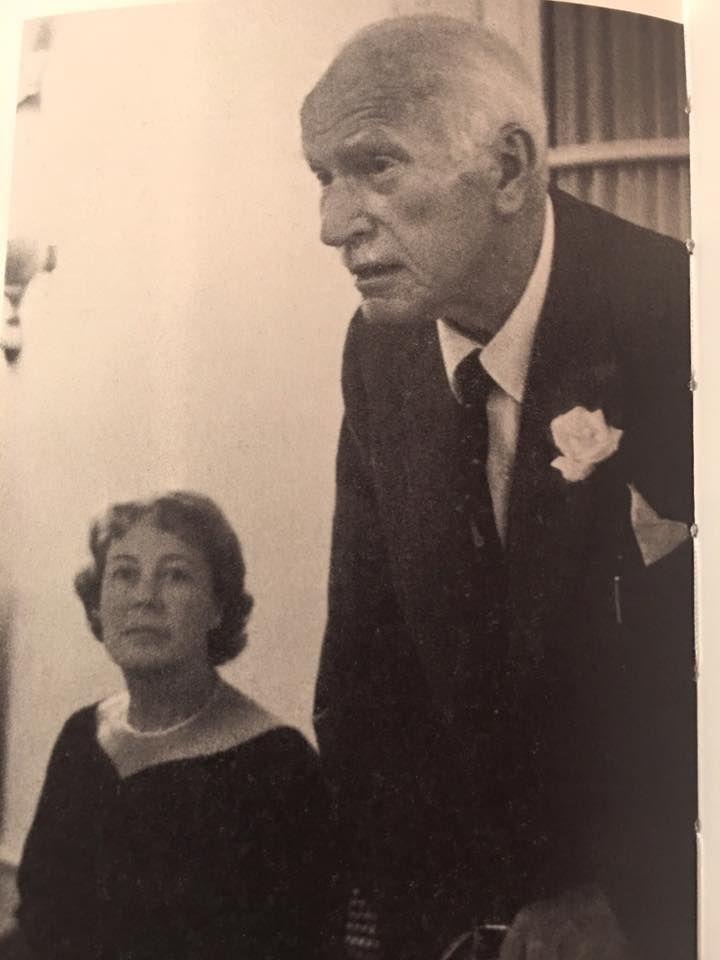 Carl Jung 80th birthday dinner.