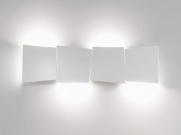 Applique murale design original / à LED - MIND-LED: RYTHMOS by Serge & Robert Cornelissen - AXO Light