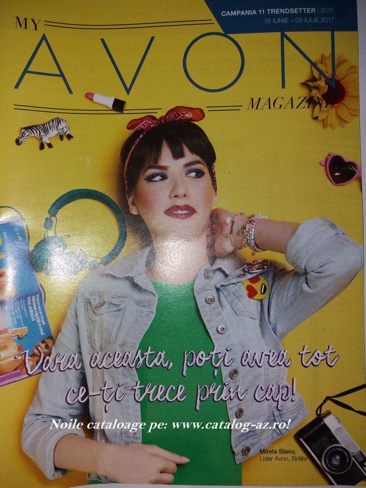 Catalog My Avon Magazine Campania 11 2017! Oferte si recomandari: pantofi Claudia Confort 95,99 lei; gel pentru extragerea punctelor negre