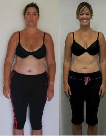 postpartum weight loss app