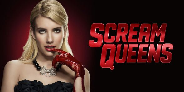 time to get caught uuuup -  Scream Queens -