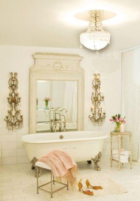 ComfyDwelling.com  Blog Archive  70 Subtle And Refined Feminine Bathroom  Decor Ideas