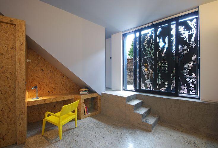 basement dugout idea