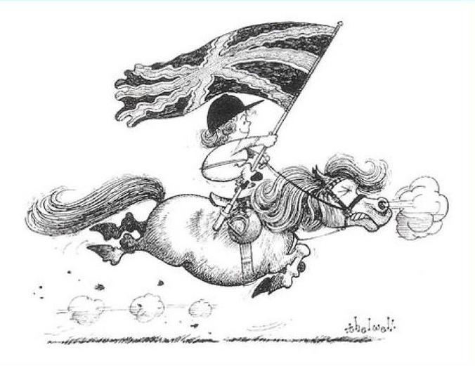 Thelwel Pony