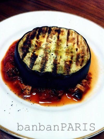 米なすのステーキ トマトソース by banbanPARISさん   レシピブログ ...