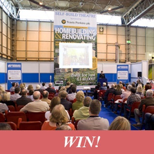 Three pairs of tickets to The Southern Homebuilding & Renovating Show up for grabs!