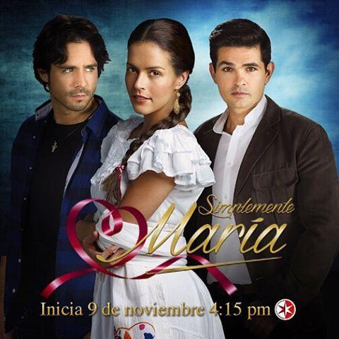Instagram media televisatelevisionmx - #SimplementeMaría llega este 9 de noviembre con @JoseRon3, @FerdinandoVal y @claudiaalvarezo televisatelevision.com