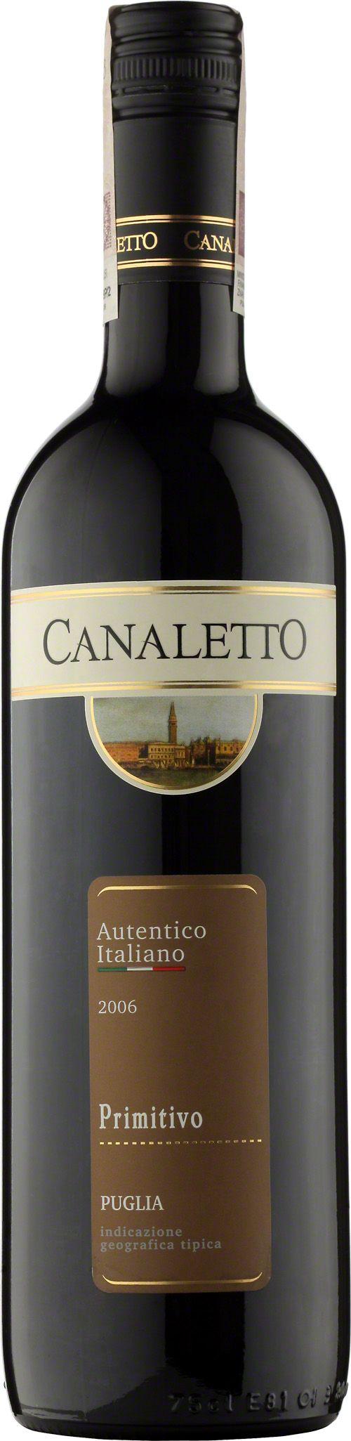 Casa Girelli Canaletto Primitivo Puglia I.G.T. Winogrona pochodzą z winnicy w południowej części tej prowincji, z okolic Salento, a ich jakość jest wysoka dzięki obniżonej wydajności do 40 hektolitrów z hektara. Wino jest zbierane ręcznie w optymalnym stadium dojrzałości - dojrzewa 12 miesięcy w małych beczułkach z dębu amerykańskiego, nabierając zapachu leśnych owoców i przypraw. Dobrze zrównoważone, obfite i krągłe. #CasaGirelli #Canaletto #Primitivo #Puglia #Wlochy #Wino #Winezja