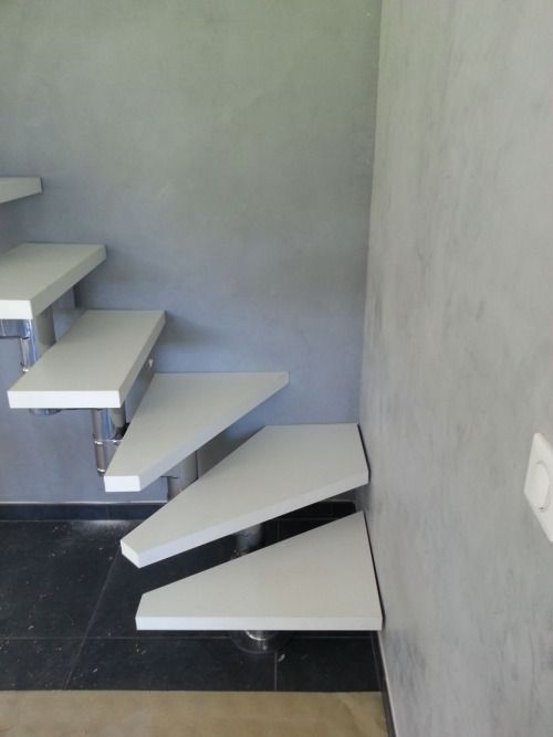Modular Staircase Fontanot Pixima Limited Edition