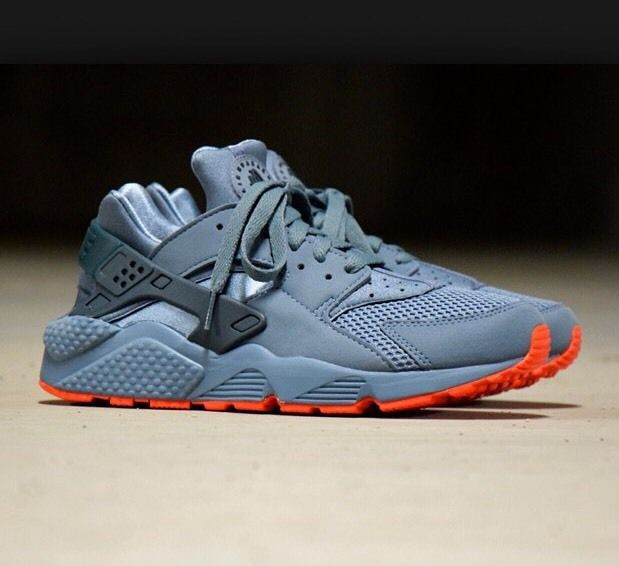 Nike Air Huarache 'Blue Graphite' GENUINE *All Sizes* FREE P&P Limited  Edition