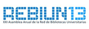 Catálogo de Red de Bibliotecas Universitarias. La Red de Bibliotecas Universitarias Españolas (REBIUN) es una comisión sectorial de la Conferencia de Rectores de las Universidades Españolas