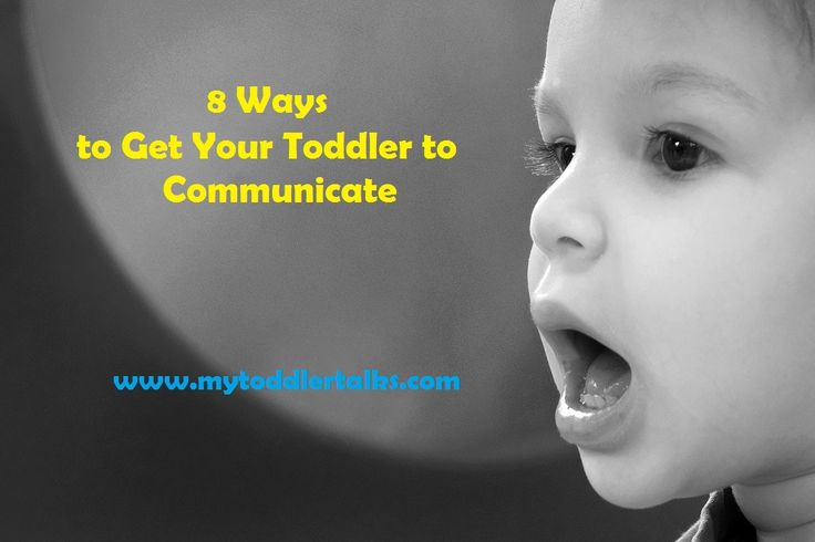 8 Ways to Get Your Toddler to Communicate. Here's my follow-up to Why Does My Toddler Pull and Point but Not Talk? For additional tips, worksheets, and resources, feel free to subscribe to my newsletter. Have a great day!