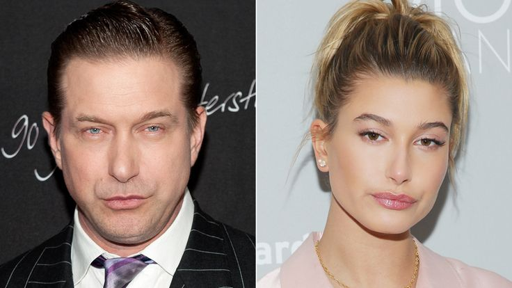 Stephen and Hailey Baldwin:  Daddy's little girl is literally a reflection of her father- from the cute button nose to the matching smirks.