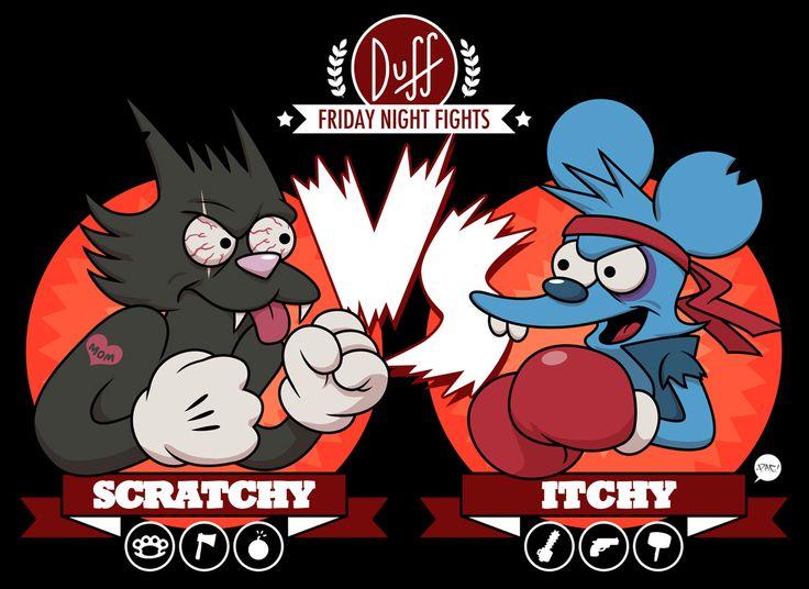 Duff Friday Night Fights by pacman23.deviantart.com on @deviantART