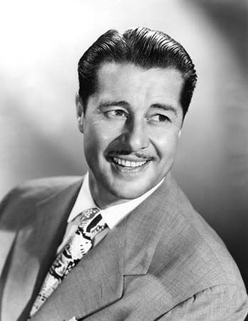 The always handsome, Don Ameche