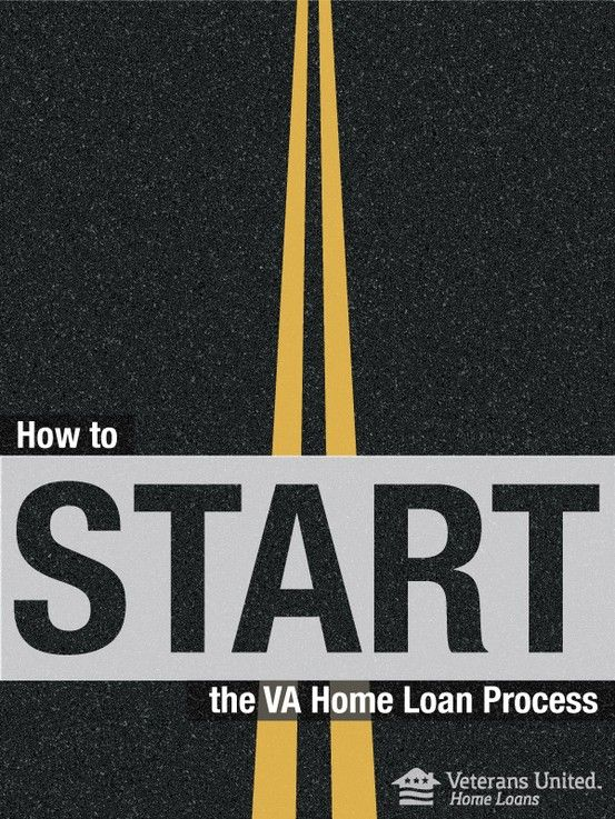 Va home loan process taking the first steps to for Building a new home loan process