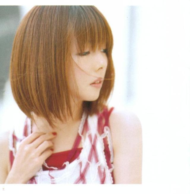 重めバングがポイント♡aikoのキュートヘアのポイントといえば前髪☆aiko風ぱっつん前髪の参考一覧です♡