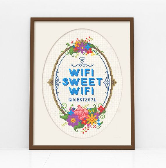 Hey, I found this really awesome Etsy listing at https://www.etsy.com/listing/195340473/wifi-sweet-wifi-customisable-cross