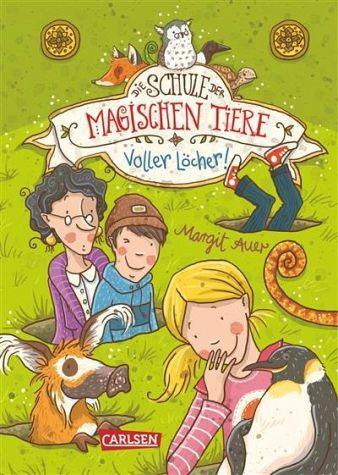 Voller Löcher! / Die Schule der magischen Tiere Bd.2 (eBook, ePUB)