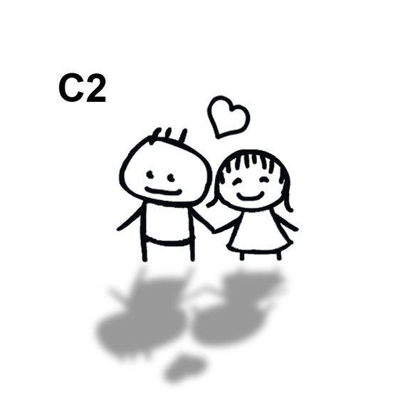 Hochzeit Comic 2