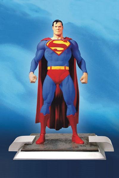 Alex Ross Superman figure