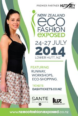 NZ Eco Fashion Exposed Tickets online now