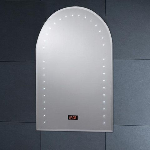 If Youre Looking For Something Different Then Consider The Phoenix Arched Top LED Bathroom Mirror