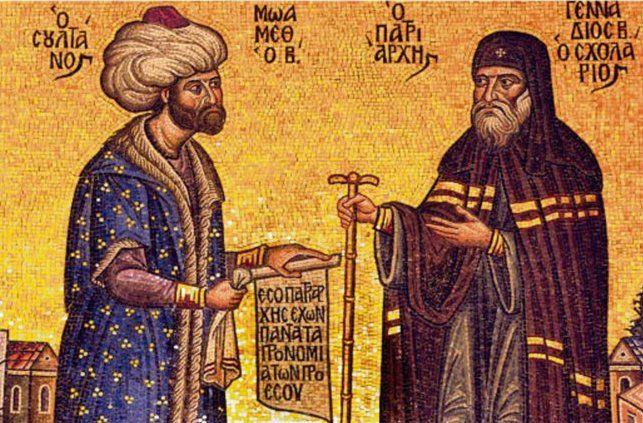 Η ΜΟΝΑΞΙΑ ΤΗΣ ΑΛΗΘΕΙΑΣ: Μήπως ο Μωάμεθ Πορθητής ήταν Χριστιανός