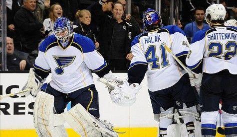 Do St. Louis Blues Plan on Keeping Jaroslav Halak and Brian Elliott