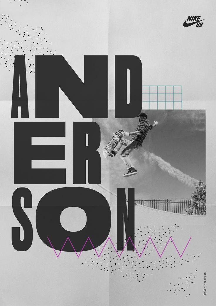 Brian Anderson. Nike SB